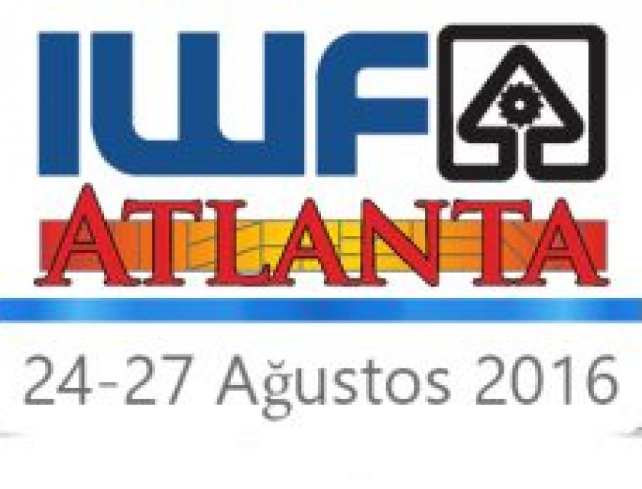 International Woodworking Machinery Furnutire Supply Fair-IWF 2016