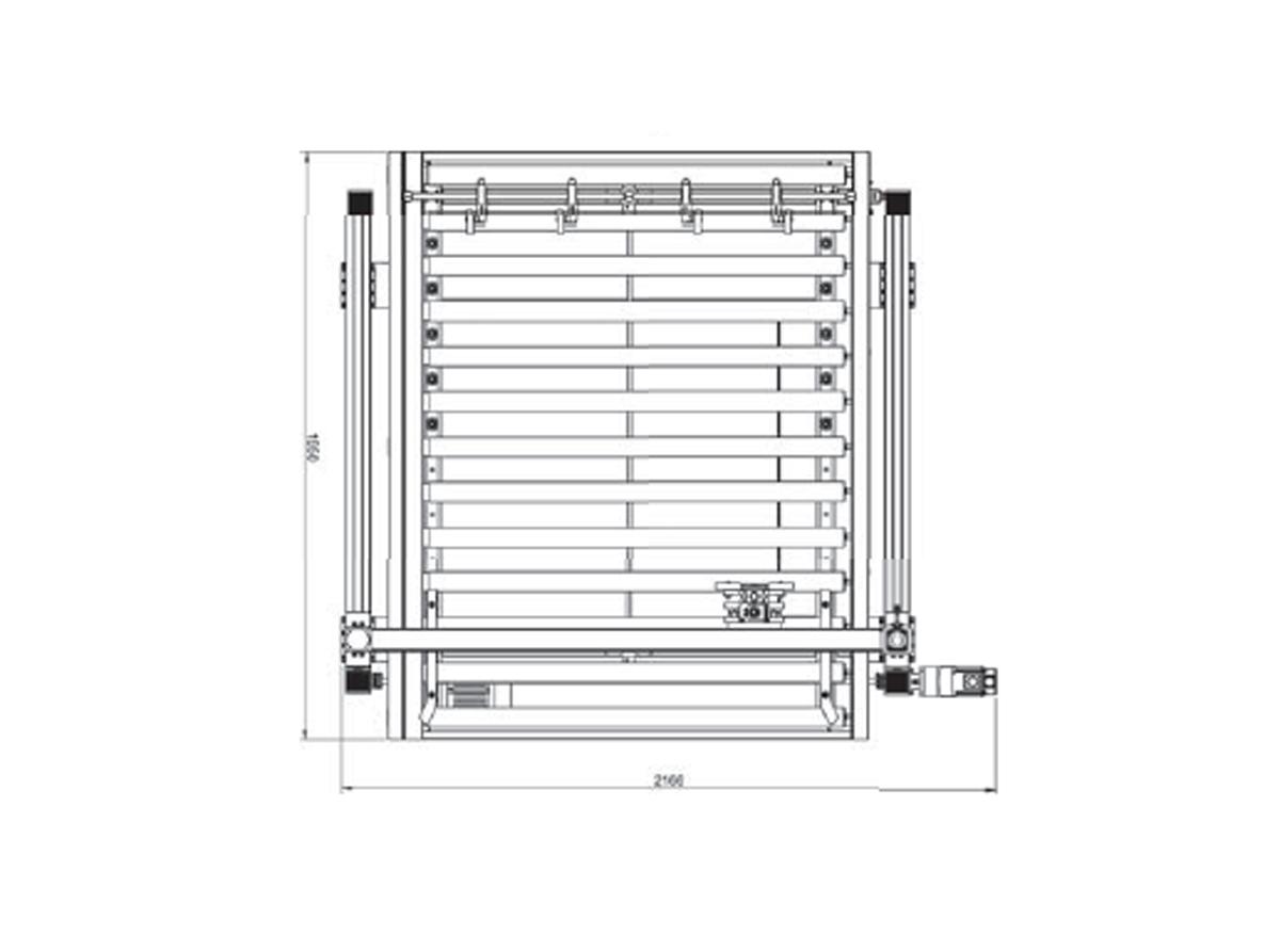 VFC-1400-L2-Çizim