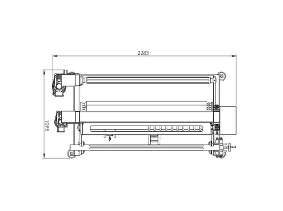 VFS-1500-B-Çizim