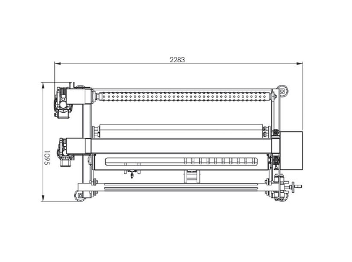 VFS-1500-BF-Çizim