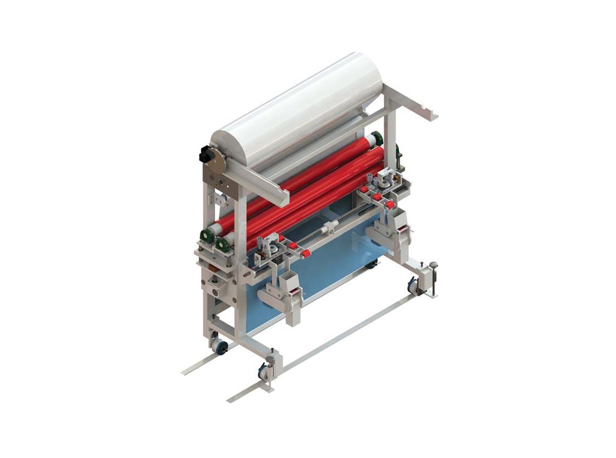 VKB-1300-EC2-Parlak-Panel-Üzerine-Koruyucu-Bant-Laminasyon-ve-2-Kenar-Temizleme-Makinesi