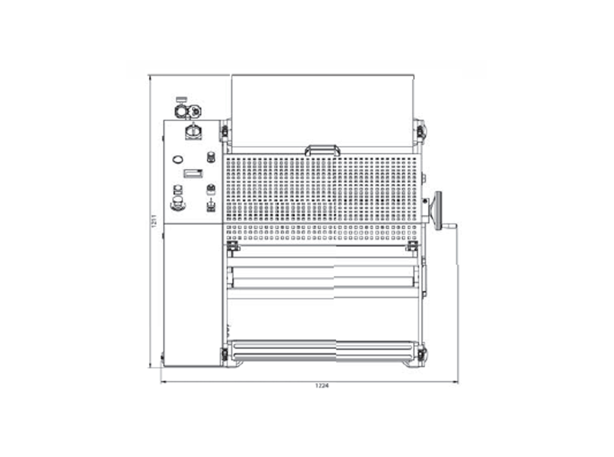 VRC-750-Çizim