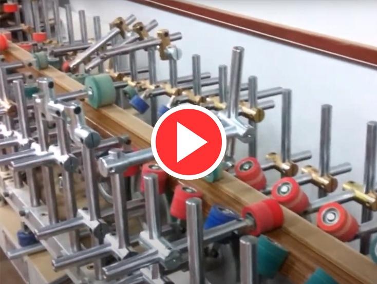 Kasa Pervaz Sarma Makinesi Video