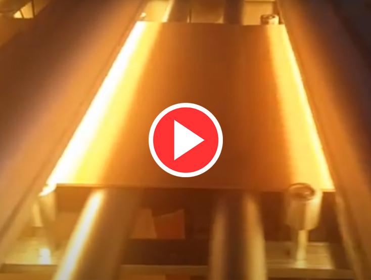 Kompakt Panel Laminasyon Makinesi Videosu