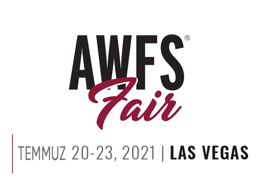 AWS Fuarına katılıyoruz.